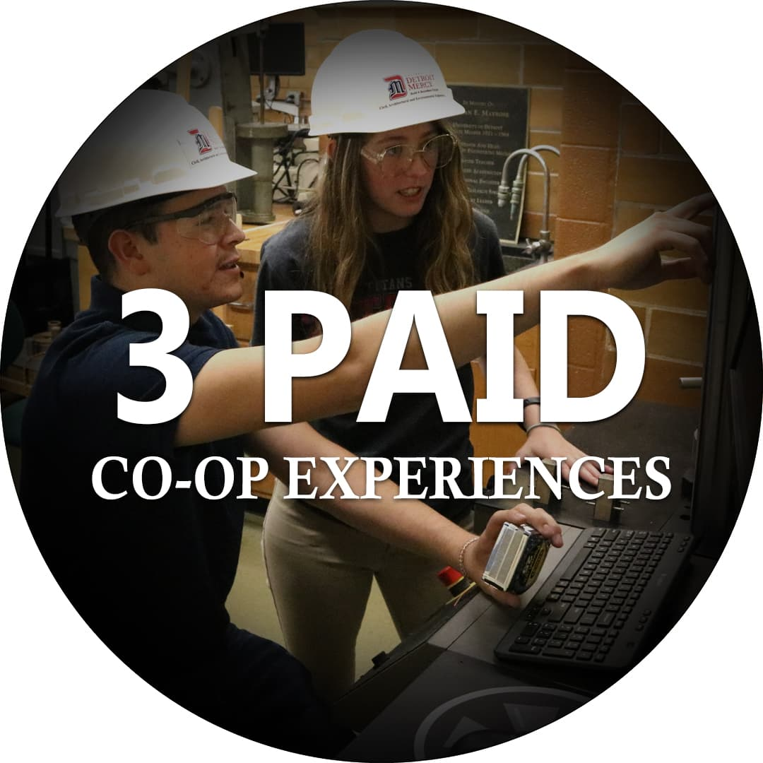 3 paid coop experiences